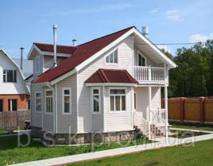 Строительство дач, дачных домов под ключ в Киеве