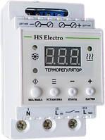 Терморегулятор HS Electro ТР 16у2 DIN
