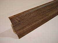 Плинтус напольный ПВХ (ТЕКО-стандарт)  0140 Колумбус