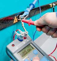 Измерение сопротивления металлосвязи