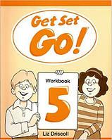 Get Set Go! 5 Workbook (Рабочая тетрадь/зошит)