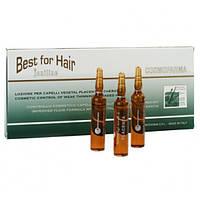 Лосьон для волос с экстрактом растительной плаценты, 12 х 8 мл
