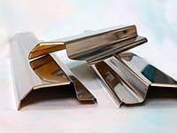 Накладки порогов Peugeot Bipper 2008-