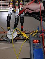 Измерение сопротивления изоляции кабельных линий