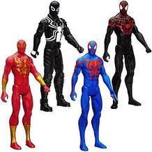 Фигурка Титаны Marvel Человек Паук Паутинные Бойцы