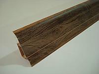 Плинтус напольный ПВХ (ТЕКО-стандарт) 0150 Рабуста