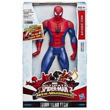 Титаны  Электронные Фигурки Человека Паука