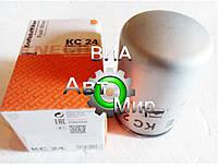 Топливный фильтр KC24 (KNECHT) VOLVO, SCANIA, RENAULT, MAN, NEOPLAN, KAMAZ, GAZ, FENDT, DEUTZ-FAHR