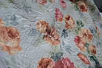 Ткань Жаккард Цветы