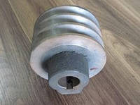 Шкив ЗМ-60А ф=125 3-х руч.Эл-двиг