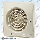 Бесшумный вытяжной вентилятор Вентс 100 Квайт Винтаж (VENTS 100 Quiet Vintage), фото 2