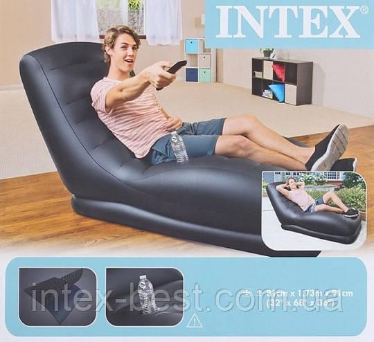 Надувное кресло Intex Mega Lounge 68585