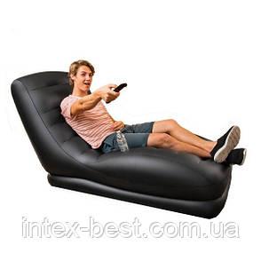 Надувное кресло Intex Mega Lounge 68585 , фото 2