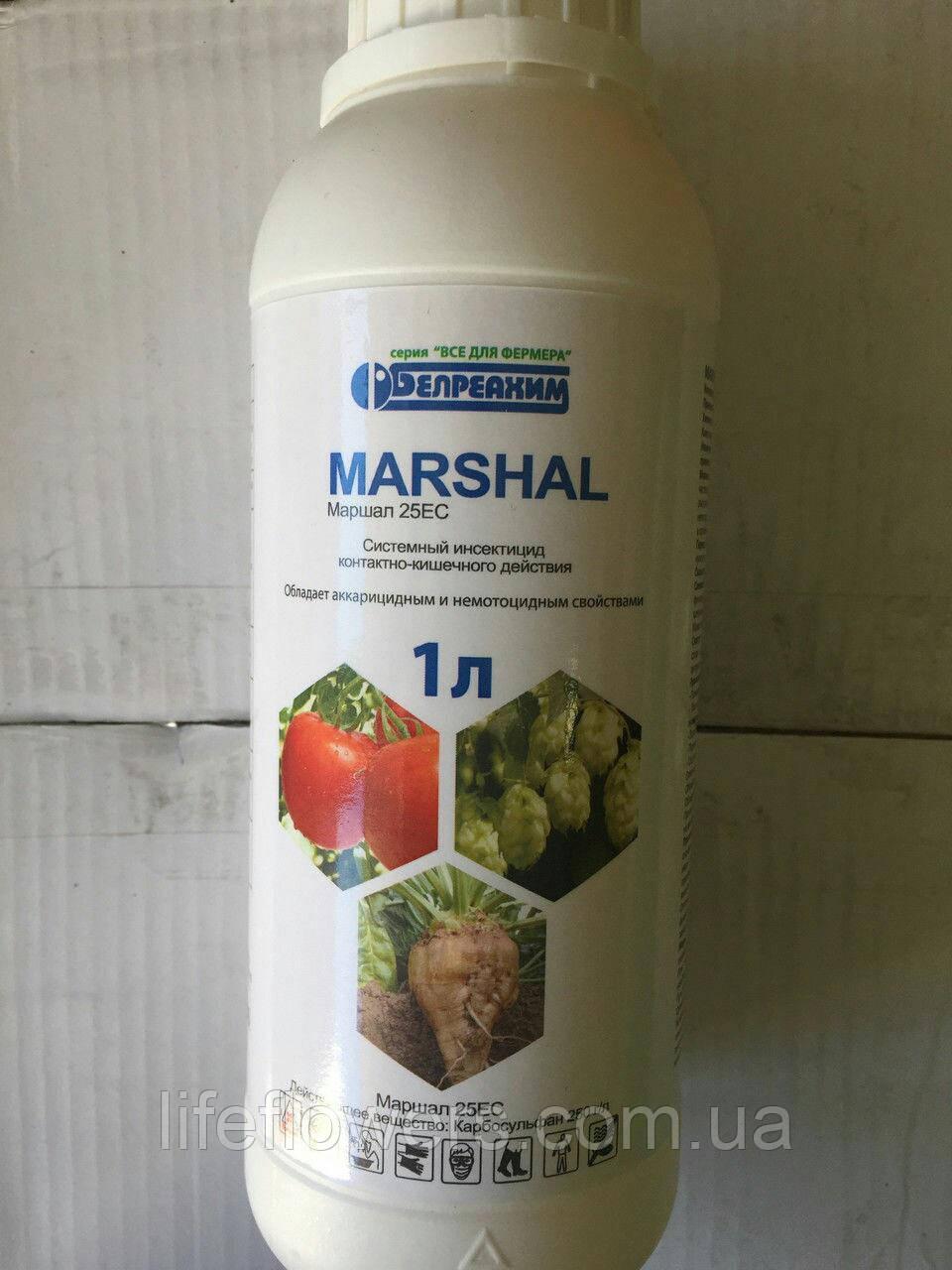 Маршал, КЭ инсектицид системно-контактного действия