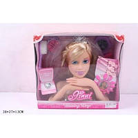 Кукла-модель Jinni 83171 невеста для причесок и макияжа кор 30*27*13