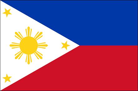 Флаг Филиппин (Аппликация) - (1м*1.5м), фото 2
