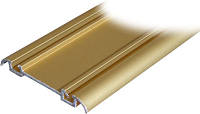 Ходовой профиль двойной А08/ 5000 /AG (золото)