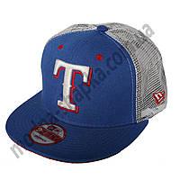 Кепка Рэп Trucker Texas Rangers