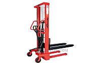 Штабелёр гидравлический ручной Leistunglift H1016 (1000кг/1.6м)