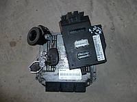 Блок управления двигателем комплект 2.0 DCI RENAULT TRAFIC 07-13 (РЕНО ТРАФИК)