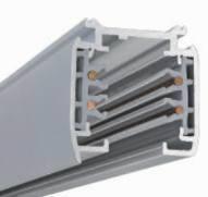 Шинопровод ENCORE EN-0410, 3 фазы, 1 метр