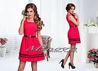 """Стильное молодежное платье мини """" Лондон """" Dress Code , фото 1"""