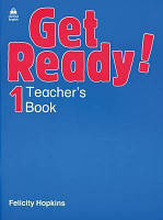 Get Ready! 1Teacher's Book (Книга для учителя)