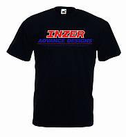 Футболка для пауэрлифтинга Inzer черная