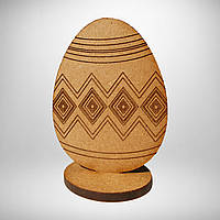 Заготовка для декупажа Пасхальное яйцо