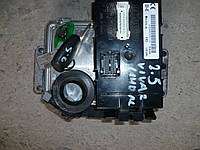 Блок управления двигателем комплект 2.5 DCI RENAULT TRAFIC 00-14 (РЕНО ТРАФИК)
