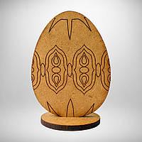 Заготовка деревянная Пасхальное яйцо
