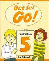 Get Set Go! 5 Pupil's Book  (Учебник по английскому языку для детей)