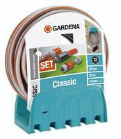 Кронштейн настенный Gardena Classic со шлангом