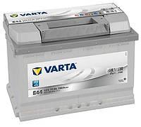 Аккумулятор автомобильный Varta 6СТ-74 SILVER dynamic (E38)