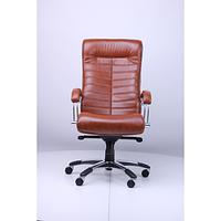 Кресло Орион HB хром Мадрас коньяк (AMF-ТМ)