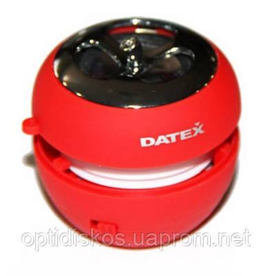 Портативная колонка Datex DS-02
