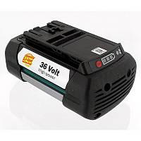 Аккумуляторная батарея к газонокосилке Bosch 36 V, 1,3 Ah, F016800302
