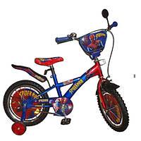 Велосипед 2-х колесный SPIDERMAN