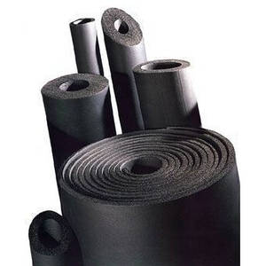 Теплоизоляция из каучука
