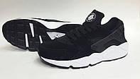 Кроссовки Мужские Nike Huarache (замша), фото 1