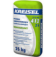 Суміш для підлоги самовирівнююча KREISEL 412  5-35мм 25кг