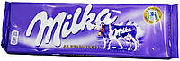 Шоколад молочный Milka Alpin Milk 300г.