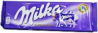Шоколад молочный Milka Alpenmilch 300г.