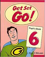 Get Set Go! 6 Pupil's Book (Учебник/підручник по английскому языку)