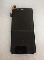 Оригинальный дисплей (модуль) + тачскрин (сенсор) для Fly IQ4414