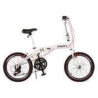 Велосипед 20 д. 20F-2 white