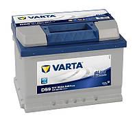 Аккумулятор автомобильный Varta 6СТ-60 BLUE dynamic (D59)