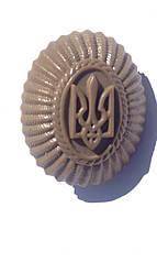 Кокарда офицерская песок