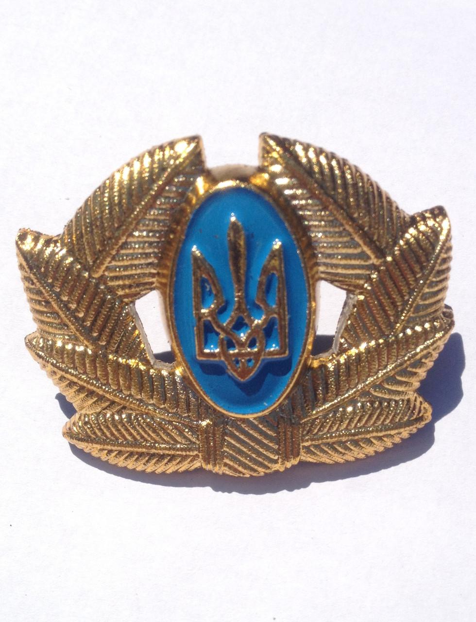 Кокарда Солдатська золото