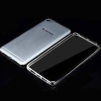 Чехол силиконовый Ультратонкий Epik для Lenovo S60 Прозрачный